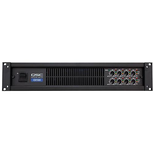 QSC CX168 8-CH Low-Z Power Amplifier-thumbnail