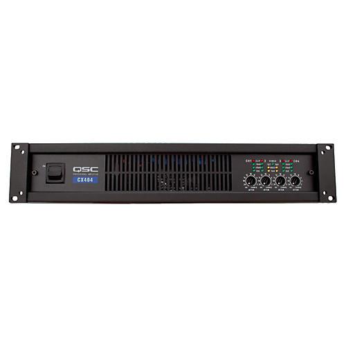 QSC CX404 4-CH Low-Z Power Amplifier-thumbnail