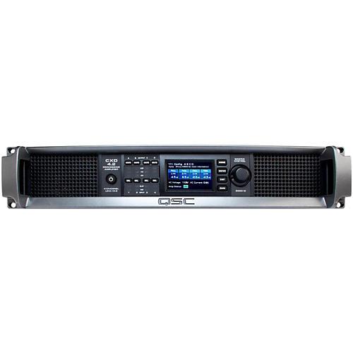 QSC CXD4.2 Multi Channel DSP Amplifier-thumbnail