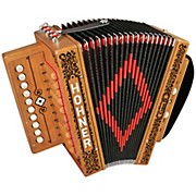 Hohner Cajun IV Accordion
