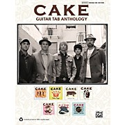 Alfred Cake - Guitar TAB Anthology Book