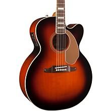 Fender California Series Kingman Jumbo SCE Cutaway Jumbo Acoustic-Elecric Guitar