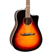 Fender California Series T-Bucket 300CE Cutaway Dreadnought Acoustic-Electric Guitar