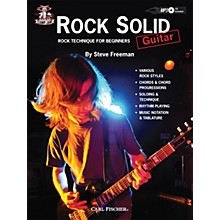 Carl Fischer Camp Jam: Rock Solid for Guitar Book/CD