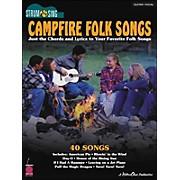 Cherry Lane Campfire Folk Songs - Strum & Sing Series for Easy Guitar