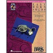 Hal Leonard Canadian Brass Book Of Easy Horn Solos Book/CD