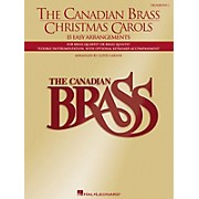 Hal Leonard Canadian Brass Christmas Carols (Brass / Trom