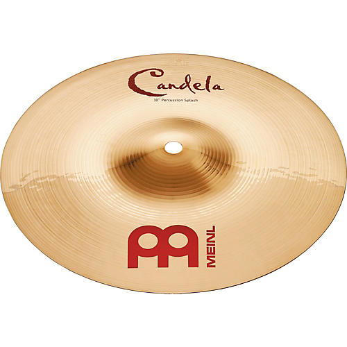 Meinl Candela Series Percussion Splash 10 in.