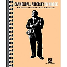 Hal Leonard Cannonball Adderley - Omnibook for B-Flat Instruments