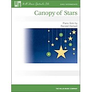 Willis Music Canopy Of Stars - Early Intermediate Piano Solo Sheet