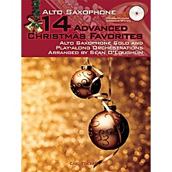 Carl Fischer 14 Advanced Christmas Favorites (Book + CD) (WF136)