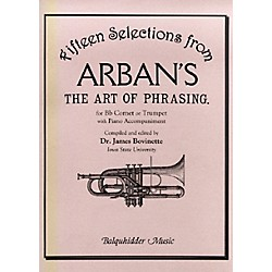 Carl Fischer 15 Selections From Arban's Book (BQ72)