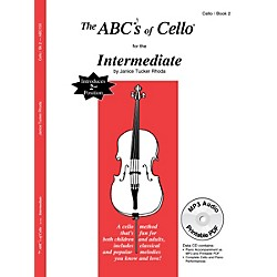 Carl Fischer ABC's of Cello - Intermediate (Book + CD) (ABC15X)
