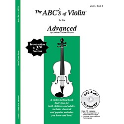 Carl Fischer ABCs of Violin - Advanced (Book + CD) (ABC5X)