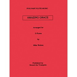 Carl Fischer Amazing Grace (Book + Sheet Music) (STT1088)