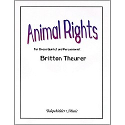 Carl Fischer Animal Rights Book (BQ99)