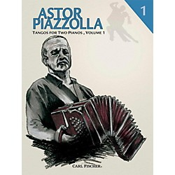 Carl Fischer Astor Piazzolla - Tangos for Piano (Book) (PL127)