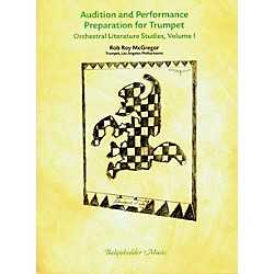 Carl Fischer Audition & Performance Preparation for Trumpet Volume 1 Book (BQ1)
