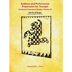 Carl Fischer Audition & Performance Preparation for Trumpet Volume 3 Book (BQ3)