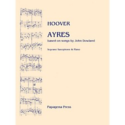 Carl Fischer Ayres (for Soprano Saxophone and Piano) (PP188)