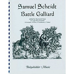 Carl Fischer Battle Galliard Book (BQ49)