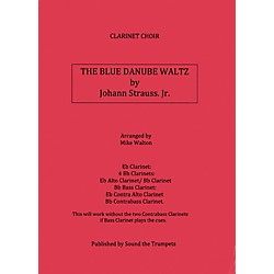 Carl Fischer Blue Danube Waltz (Book + Sheet Music) (STT2289)