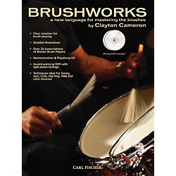 Carl Fischer Brushworks Book/CD/DVD (DRM128)