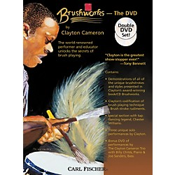 Carl Fischer Brushworks the DVD by Clayton Cameron (DVD17)