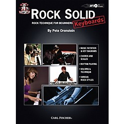 Carl Fischer Camp Jam: Rock Solid for Keyboards Book/CD (CF00005)
