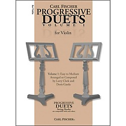 Carl Fischer Carl Fischer Progressive Duets Volume 1 - For Violin (BF36)