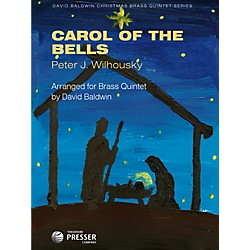 Carl Fischer Carol of the Bells (For Brass Quintet) (144-40577)