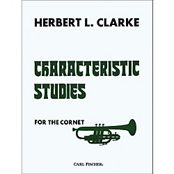 Carl Fischer Characteristic Studies for Cornet (O2281)
