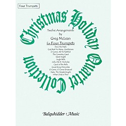 Carl Fischer Christmas Holiday Quartet Collection Book (BQ15)