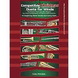 Carl Fischer Compatible Christmas Duets for Winds: (WF150)