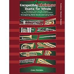 Carl Fischer Compatible Christmas Duets for Winds: Trombone / Baritone / Bassoon (WF152)