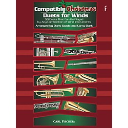 Carl Fischer Compatible Christmas Duets for Winds: Tuba (WF153)