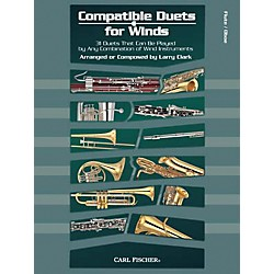 Carl Fischer Compatible Duets for Winds: Flute Book (WF93)