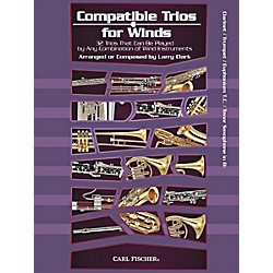 Carl Fischer Compatible Trios for Winds - Bb Winds (WF129)