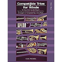 Carl Fischer Compatible Trios for Winds - Flute and Oboe (WF128)