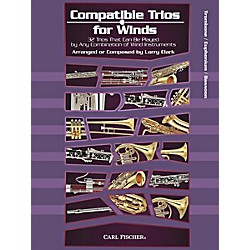 Carl Fischer Compatible Trios for Winds - Trombone/Euphonium B.C./Bassoon (WF132)