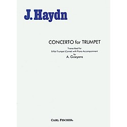 Carl Fischer Concerto For Trumpet (W1834)