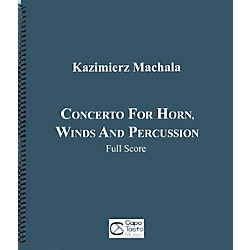 Carl Fischer Concerto for Horn, Winds and Percussion Book (CT1)