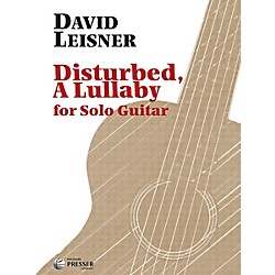 Carl Fischer Disturbed, A Lullaby (Book) (144-40558)