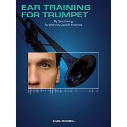 Carl Fischer Ear Training for Trumpet Book (WF82)