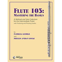 Carl Fischer Flute 103: Mastering The Basics (Book) (414-41210)