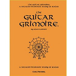 Carl Fischer Guitar Grimoire - A Notated Intervallic Study of Scale (GT12)
