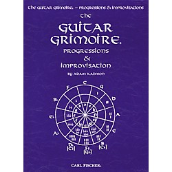 Carl Fischer Guitar Grimoire - Progressions and Improvisations Book (GT15)