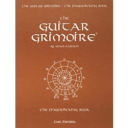 Carl Fischer Guitar Grimoire - The Fingerpicking Book (GT103)
