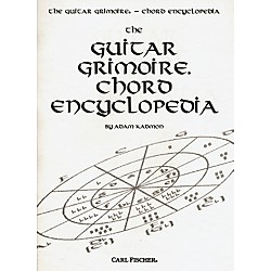 Carl Fischer Guitar Grimoire Chord Encyclopedia Book (GT-13)