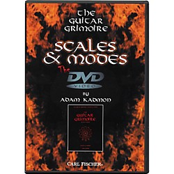 Carl Fischer Guitar Grimoire Vol. 1 Scales and Modes DVD (DVD2)